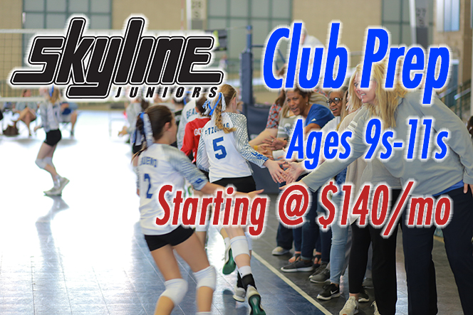Dallas Skyline Juniors Volleyball Committed To The Development Of Young Athletes Who Strive To Compete At The Next Level
