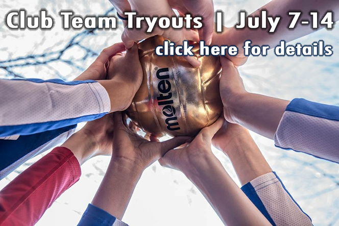 Club Team Tryout Information