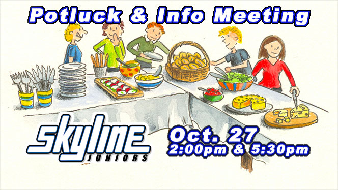 Potluck and Club Information Meeting