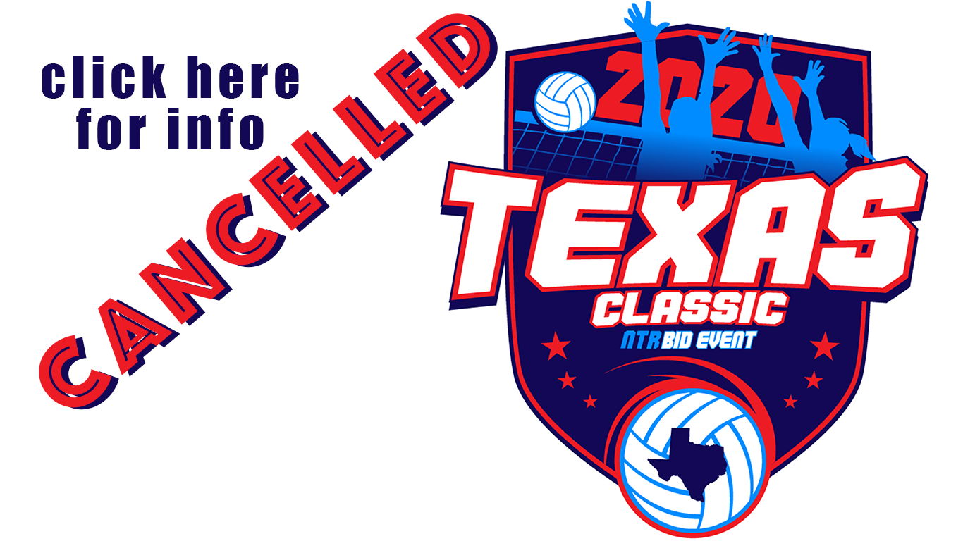 June 6-7 Texas Classic has been Cancelled