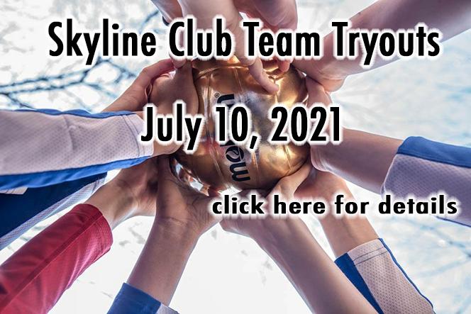Skyline's Tryout Process